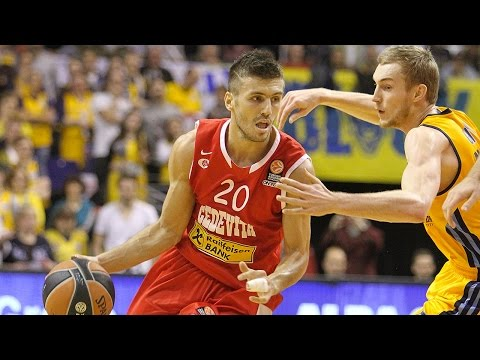 Highlights: ALBA Berlin-Cedevita Zagreb