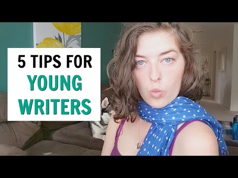 Writing Tips for Young Writers!