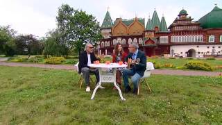 Андрей Давидян о шоу «Три аккорда» в программе «Доброе утро»