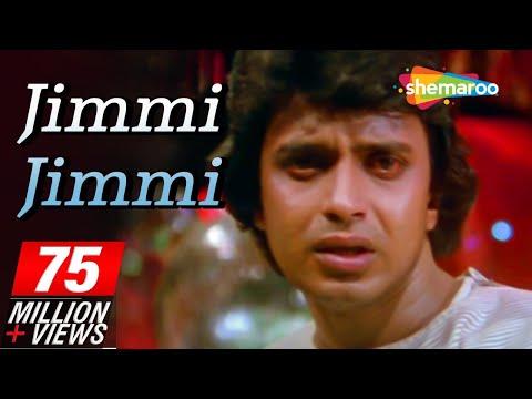 Video Jimmy Jimmy Ajaa Ajaa | Disco Dancer | Mithun Chakraborty | Kim | Bollywood Hit Songs download in MP3, 3GP, MP4, WEBM, AVI, FLV January 2017