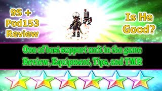 Learn more about 9S skills and his TMR on this video. Thanks for watching, please hit the like button and subscribe to my channel for more ff be guides
