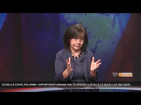 SCUOLA E COVID, PALUMBO: «IMPORTANTE AERARE MOLTO SPESSO I LOCALI E LE AULE»   23/09/2020