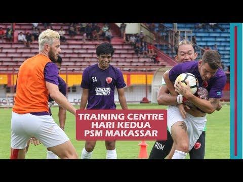TC Kedua, Para Pemain PSM Mendapat Porsi Latihan Berat