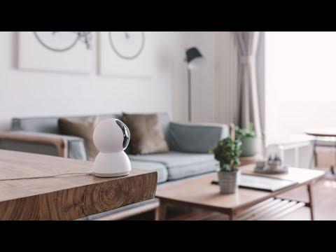 Xiaomi Mi Wi-Fi 360° Security Indoor-Kamera