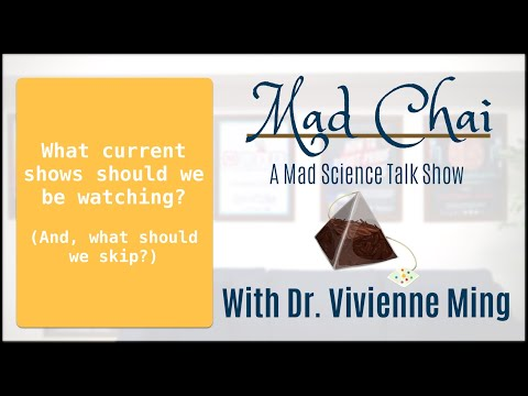 Mad Science Solves, Ep 9: A Mad Scientist's Guide to Netflix