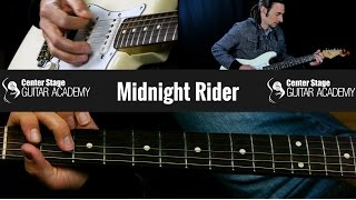 How To Play Midnight Rider by the Allman Brothers - Guitar Lesson.mp4