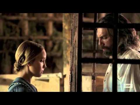 Naomi and Cullen HELL ON WHEELS (Siobhan Williams & Anson Mount)