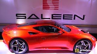 2018 Saleen S1 - Walkaround - 2017 LA Auto Show