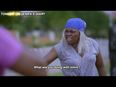 Jenifa's diary Season 16 Episode 8- showing tonight on AIT (ch 253 on DSTV), 7.30pm
