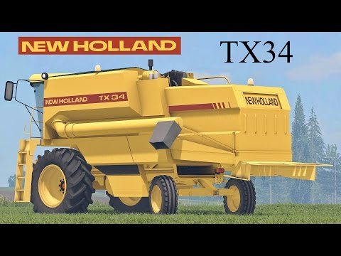 New holland TX34 v0.1