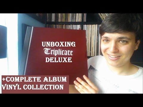 Bob Dylan Vinyl Collection + Unboxing Triplicate Deluxe Vinyl