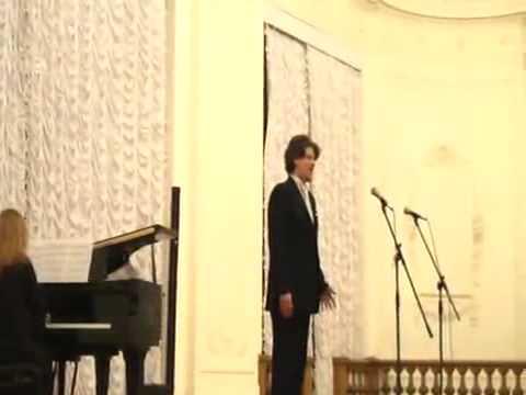 Vivere, senza malinconia - Bixio, Nikolay Shamov, Николай Шамов (тенор, tenor)