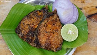 COASTAL STYLE FISH FRY..!!|| FISH FRY RECIPE