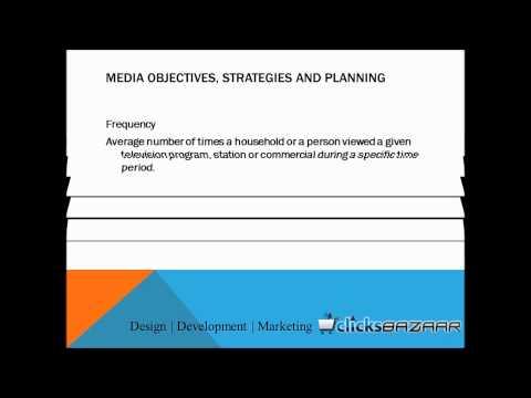 Online media planning Service