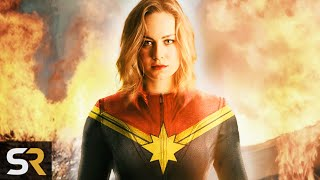 Video 10 Theories About Captain Marvel's Future In The Marvel Cinematic Universe MP3, 3GP, MP4, WEBM, AVI, FLV Agustus 2018