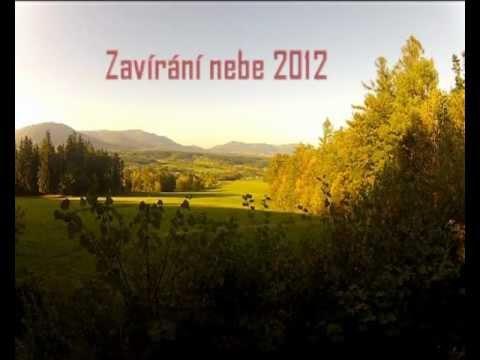 galerie Zavírání nebe s MAC školou paraglidingu 2012