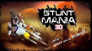 Stunt Mania 3D videosu