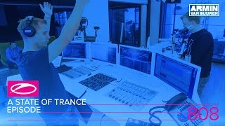 Armin van Buuren - Live @ A State Of Trance Episode 808 (#ASOT808) 2017
