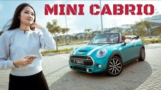 Video MINI Cooper S Cabrio 2016 Review Indonesia | OtoDriver MP3, 3GP, MP4, WEBM, AVI, FLV Mei 2017
