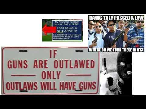 Pro gun control arguments