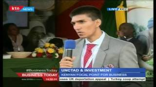 Business Today 20th July 2016 - UNCTAD And Investment