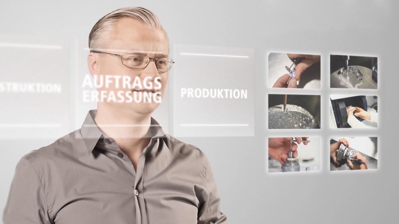 Informelles Video zur CAMLOG Produktgruppe DEDICAM