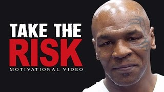 """TAKE THE RISK! This is a powerful motivational speech video on risks and why you must take them! Most people won't tell you that you need to take risks to become successful. Take the risk or lose the chance. Don't always play it safe or you'll die wondering.I hope this video will inspire you and motivate you! If you liked it please like, comment, and subscribe as it really helps. Thanks for watching!▂▂▂▂▂▂▂▂▂▂▂▂▂We release Powerful New Motivational Videos Every Week!If you would like to stay updated with our latest videos please subscribe and activate the bell (next to the subscribe button) to receive updates and notifications! Thanks! ✉ ✉▂▂▂▂▂▂▂▂▂▂▂▂▂☛Keep up with us on Social Media:✔FACEBOOK: https://www.facebook.com/Motiversity/✔INSTAGRAM: https://www.instagram.com/motiversity/✔TWITTER: https://twitter.com/motiversity_✔WEBSITE: https://www.motiversity.com/▂▂▂▂▂▂▂▂▂▂▂▂▂Speakers:Gary VaynerchukLes BrownArmando Christian Pérez (Pitbull)Tony RobbinsJim RohnAshton KutcherSundar PichaiEric Thomas▂▂▂▂▂▂▂▂▂▂▂▂▂FAIR USE DISCLAIMERCopyright Disclaimer Under Section 107 of the Copyright Act 1976, allowance is made for """"fair use"""" for purposes such as criticism, commenting, news reporting, teaching, scholarship, and research. Fair use is a use permitted by copyright statute that might otherwise be infringing. Non-profit, educational or personal use tips the balance in favor of fair use.Our purpose, when making motivational videos, is not to steal other people's videos, but to make quality educational motivational video versions and share these with our viewers.The video clips have been re-purposed with the intent of educating and inspiring others. If you are the legal content owner of any videos posted into this channel and would like them removed please message me at joel@motiversity.com▂▂▂▂▂▂▂▂▂▂▂▂▂Help us caption & translate this video!http://amara.org/v/7Axe/"""