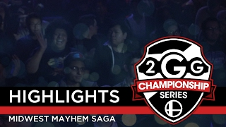 Highlights and Behind the Scenes Look at 2GGC Midwest Mayhem Saga