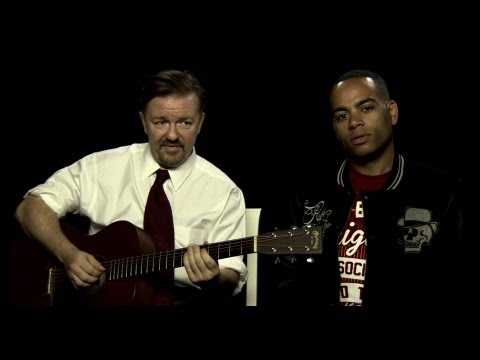 aint - David Brent teams up with Dom Johnson to give you the guitar tutorial for 'Ain't No Trouble'. Click for the latest Brent videos ▻ http://is.gd/RickyGervais F...