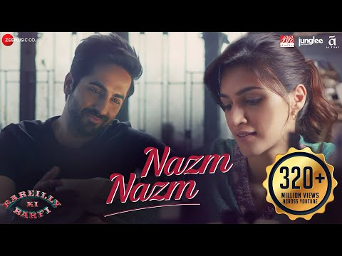 Nazm Nazm Full Hindi Video Song from Hindi movie Bareilly Ki Barfi