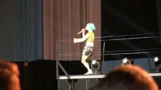 #Monumentour: Paramore - For a Pessimist, I'm Pretty Optimistic