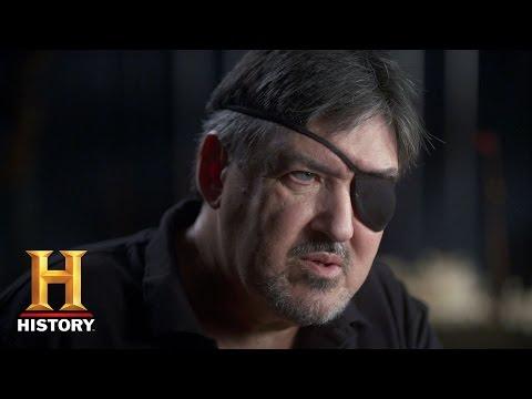Billion Dollar Wreck: How Did Martin Lose His Eye?   History