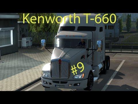 Kenworth T660 v2