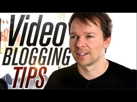 Video Blogging - http://GideonShalwick.com Here's another text interview that I turned into a video interview about video blogging tips - I really don't like typing all that ...