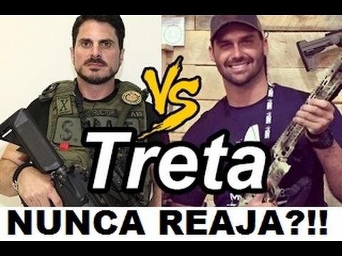 Marcos Do Val, Eduardo Bolsonaro, Gosto de Armas e até Nando Moura... NUNCA REAJA?! (видео)