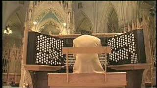 Video Widor Toccata at Cathedral Basilica in Newark MP3, 3GP, MP4, WEBM, AVI, FLV Mei 2019