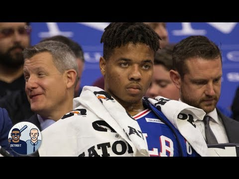 Video: Should the Pistons trade for Markelle Fultz? | Jalen & Jacoby