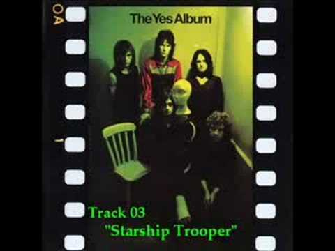 starship - Track 03 from 'The Yes Album'