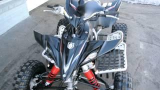 10. 2009 Yamaha YFZ450R Special Edition Black