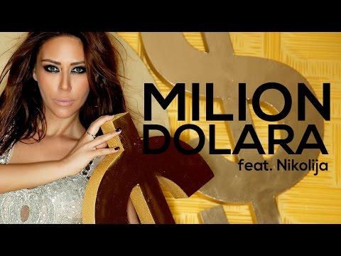 Ana Nikolic feat. Nikolija - Milion dolara - (Audio 2013) HD