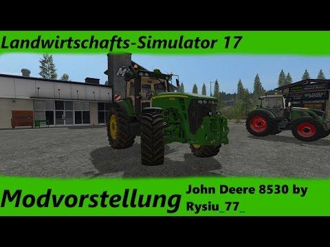 John Deere 8530 v2.2