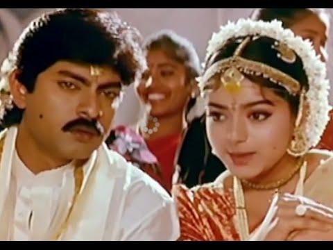 Bhale Bullodu Movie Scenes - Jagapathi Babu marries Soundarya - jayasudha