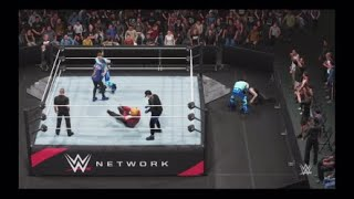 Wwe 2k19 with vanoss h20 dantdm alia and crundee