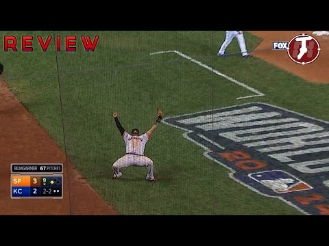 san - Pablo Sandoval catch last out San Francisco Giants champions Win Royals World series 2014 Panda catch last out San Francisco Giants champions Win Royals World series 2014 Joe Panik Double...