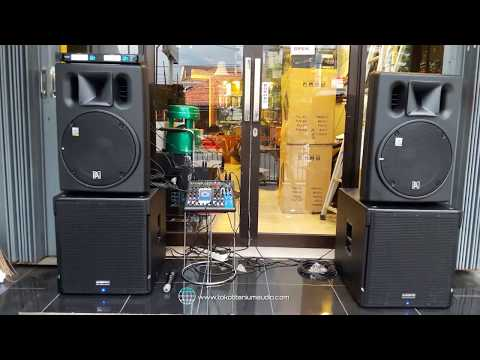 Paket Sound Beta3 + Subwoofer 18 Murah !