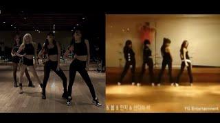 Video 2NE1 VS Black Pink [DANCE PRACTICE]  Pre-debut MP3, 3GP, MP4, WEBM, AVI, FLV Juni 2018