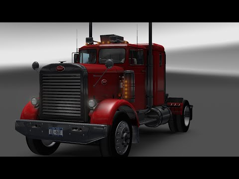 Peterbilt Mega Truck Pack 1.24