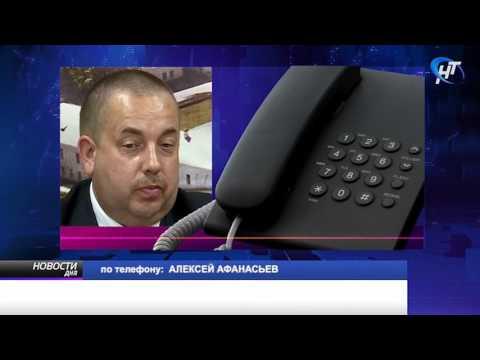 Вице-мэр Великого Новгорода Алексей Афанасьев ушел в отставку