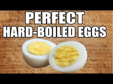 How To Make Perfect Hard Boiled Eggs – Easy To Peel