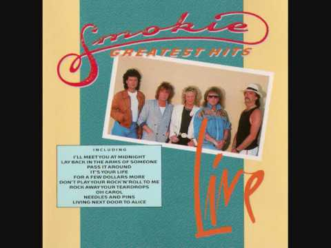 Smokie - Lay Back In The Arms Of Someone - Live - 1989 Mp3